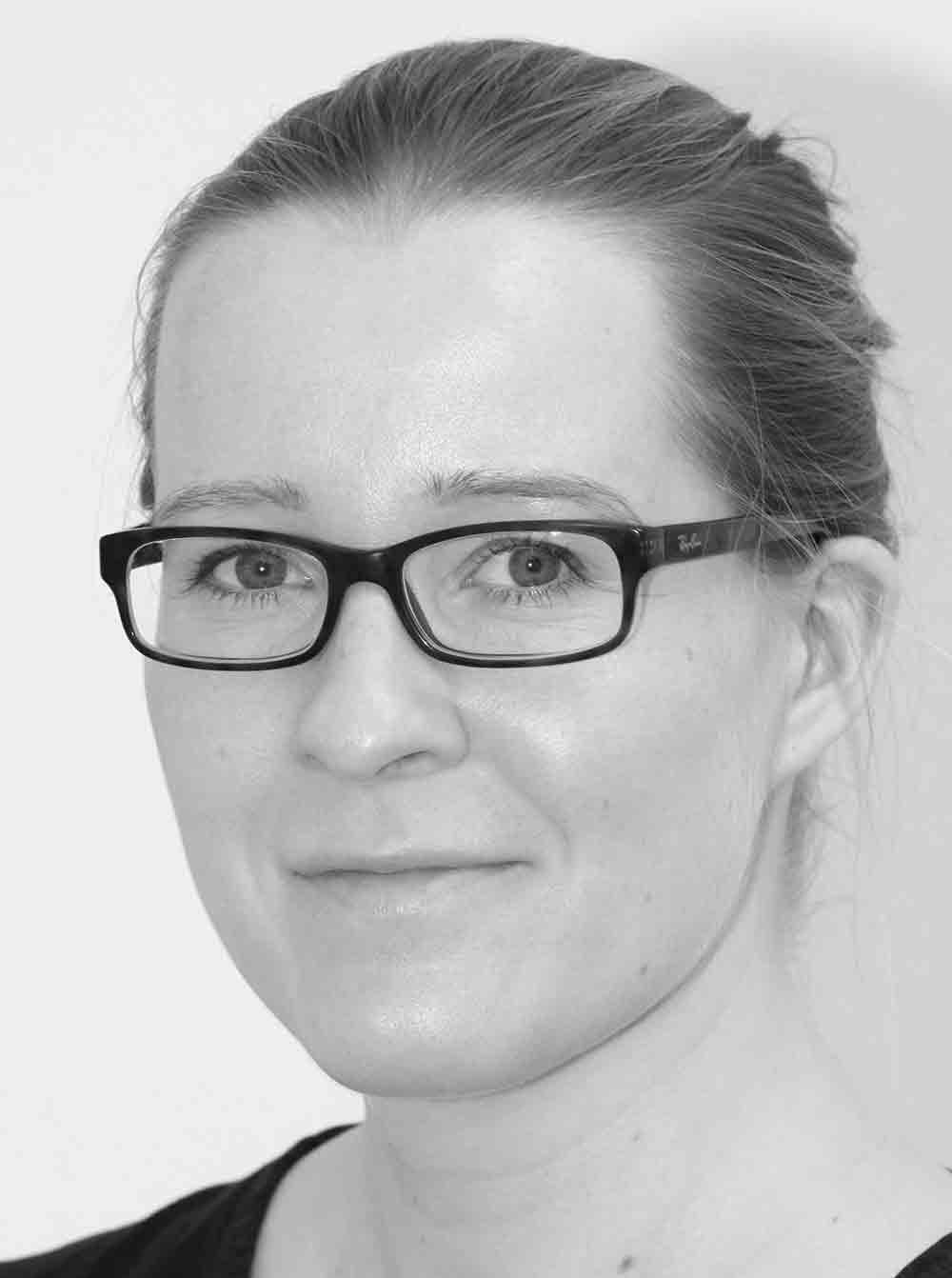 Anja Staub, geb. Schnitte